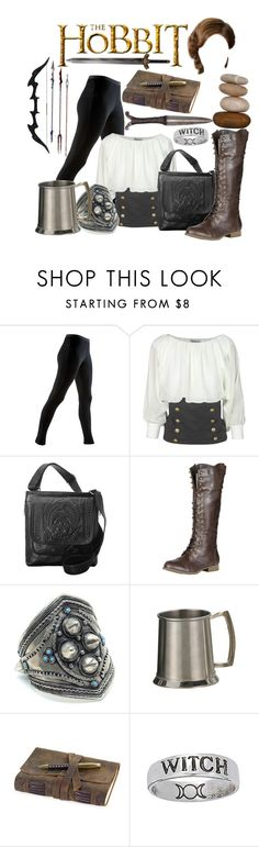 """""""The Hobbit"""" by kandykuahgoddess ❤ liked on Polyvore featuring Icebreaker, Ropin West, Refresh and Child Of Wild"""