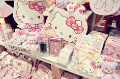 The Sanrio store was your favorite store in the mall growing up. | 27 Telltale Signs You're A Stationery Addict I ABSOLUTELY LOVE THIS STORE! !!!!! This post describes me exactly!