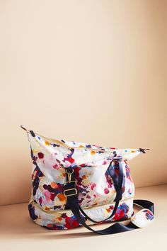 3d853d9d18 Shop the Floral Overlay Weekender Bag and more Anthropologie at  Anthropologie today. Read customer reviews