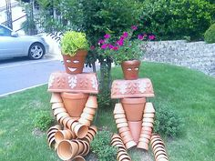 The Clay Pot People
