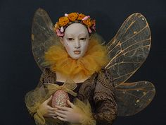 Fairy Dolls, Fairy Doll, Faerie Dolls, Art Dolls - The Dollsmith Store