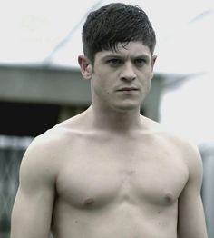 Iwan Rheon as Simon