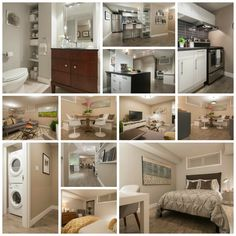 Grant and Eve's large basement apartment, Income Property HGTV