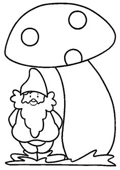 Gnomes coloring pages Online Coloring Pages, Coloring Book Pages, Coloring Pages For Kids, Applique Templates, Applique Designs, Embroidery Patterns, Quilt Patterns, Fairy Tale Crafts, Gnomes