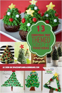 14 Cute Reindeer Craft and Food Ideas Kids will Love/holiday DIY/fun ...