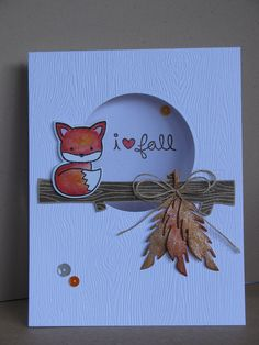 i love fall foxy | Flickr - Photo Sharing!