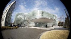 Tokyo National Art Center front