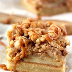 Apple Dessert Recipes, Apple Recipes, Delicious Desserts, Fall Recipes, Thanksgiving Recipes, Fun Desserts, Yummy Treats, Lemon Desserts, Brunch Recipes