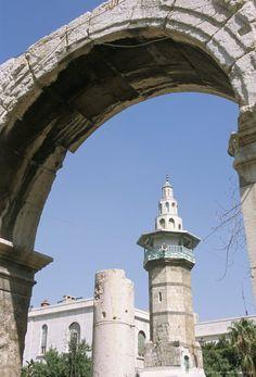 Gates of Damascus, Damascus, Syria