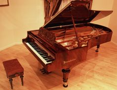Bosendorfer Imperial Model 290 Piano - Index Page