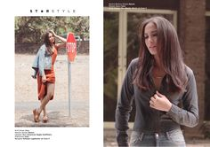 Girl About Town featuring Isabelle Daza