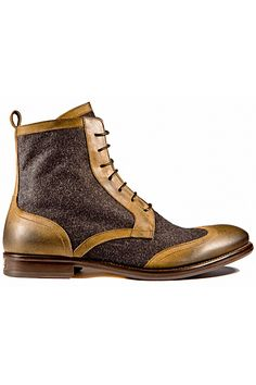 Kick! Designer Boots John Galliano - Men's Shoes