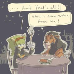 scourge and Scar Discussion- by AllesiaTheHedge.deviantart.com on @deviantART