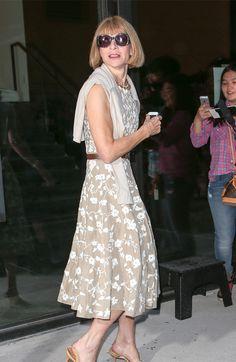 アナ・ウィンター、ブリティッシュ・ファッション・アワードで功労賞受賞へ 3枚目