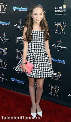 #ZieglerMaddie reality tv awards