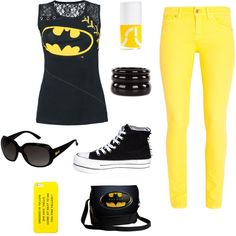 Batman Outfit for Abs