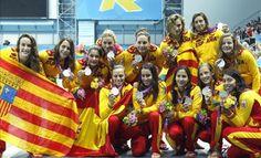 Las Chicas de Plata del Water Polo