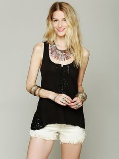 Free People Olivia's Peplum Top at Free People Clothing Boutique