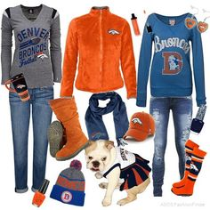 Denver Broncos | Women's Outfit | ASOS Fashion Finder