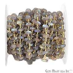 One Foot Beautiful Labradorite, 5-6mm 24k Gold Plated wir... https://www.amazon.com/dp/B01MCTAV0U/ref=cm_sw_r_pi_dp_x_vRUKybDNDF44R