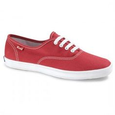 Keds // Champion Oxford, Red
