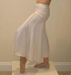 Organic Cotton Dance Pants by OrganicEffort on Etsy. $88.00, via Etsy.