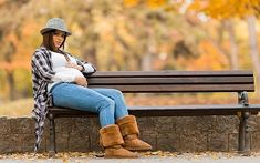 Casual Pregnant Clothes Ideas For Young Mothers, 1 final thing, post on your FB wall that you're searching for maternity clothes before going shopping. Maternity clothes aren't inexpensive. Best Maternity Jeans, Maternity Swimsuit, Maternity Fashion, Maternity Style, Genelia D'souza, Pregnant Outfit, Pregnant Clothes, Maternity Winter Coat, Beautiful Pregnancy