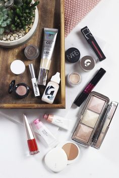 In My December Makeup Bag | Beauty by Kelsey