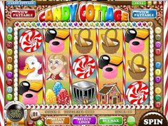 Candy Cottage Slots games! Play for free! #onlineslots #freeslots #onlinecasino