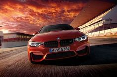 New facelifted 2017 BMW M4 revealed
