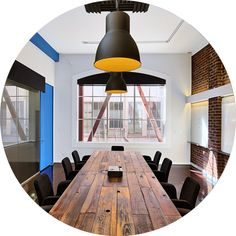 Great spaces to work and hang out in