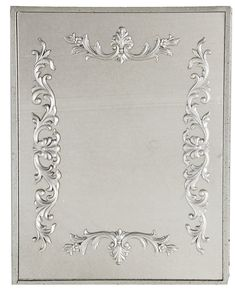 Add a touch of glamour to your entryway or living room with this chic mirror, featuring scrolling details and gleaming silver finish. Floor Mirror, Wall Mirror, Mirrors, Classic Garden, Spring Sign, Scroll Design, Joss And Main, Wall Design, Antique Silver