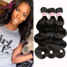 Brazilian Virgin Hair Body Wave 3 Bundles Hotlove Hair Brazilian Hair 8a Grade Virgin Unprocessed Human Hair Weave