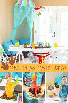 Dinosaur Play Date I