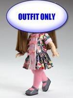 """Tonner KICKITS Outfit for 10"""" Doll Half-Pint Patsy Ann Estelle 1:6 YoSd BJD MINT"""