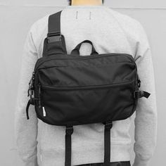 Slingpack - Black. Camera Sling Bag ... b7662533e67a1