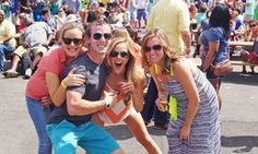 Groupon - General or VIP Admission with Unlimited Samples at Summerfest DC (Up to 42% Off). Six Options Available. in The Fairgrounds. Groupon deal price: $29