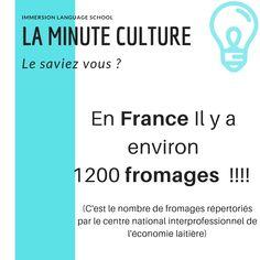 La minute culture avec Immersion Language School - Adeline coché Language School, France, Culture, Language Immersion, Chinese Language, Language Lessons, French