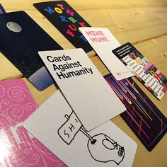 Cards Against Humanity Design Pack!