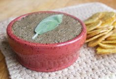 I have become a sucker for pate. This is probably due to the creamy texture and rich taste, a combination that is truly hard to beat. This past fall, my family purchased a whole head (heads and a… Pork Liver Pate Recipe, Pate Recipes, Liver Recipes, Paleo Diet, Keto, Lchf, Cold Appetizers, Low Fodmap