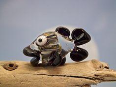 Harper lampwork fish bead sra by DeniseAnnette on Etsy, $13.00