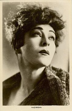She was born Marem-Ides Leventon (Russian name Adelaida Yakovlevna Leventon) in Yalta, Crimea, Russian Empire. Her stage name Alla Nazimova was a combination of Alla (a diminutive of Adelaida) and the surname of Nadezhda Nazimova, the heroine of the Russian novel Children of the Streets). She was widely known as just Nazimova, and also went under the name Alia Nasimoff