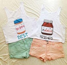 Tenue best friends
