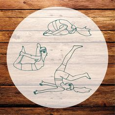 Pilates time.