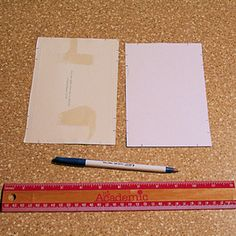 Make Greeting Card Boxes with This Step-by-Step Guide: Measure and Mark
