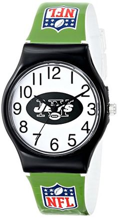 Game Time Youth NFLJVNYJ JV Watch  New York Jets >>> You can get additional details at the image link.