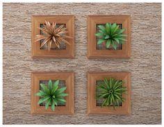 Painel Para Jardim Vertical 45cm X 45cm (Móveis para Jardim) a BRL 79 em PrecioLandia Brasil (a0igum)