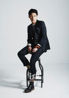 지수 (Ji Soo) for ize Korea April 2015