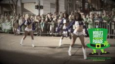 If you're ready for fun, then mark your calendars!   The First Ever 14th Annual World's Shortest St. Patrick's Day Parade will take place on March 17 in Hot Springs, Arkansas. With Grand Marshal Alfonso Ribeiro, Parade Starter Ric Flair, Dallas Cowboys Cheerleaders, the Express Employment Clydesdales and a FREE concert by Uncle Kracker, you won't want to miss a moment of the fun!   Start planning your trip now at ShortestStPats.com.