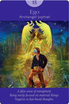 Ego- Angel Tarot by Doreen Virtue and Radleigh Valentine Doreen Virtue, Free Tarot Cards, Angel Guidance, Oracle Tarot, Angel Cards, Guardian Angels, Card Reading, Tarot Decks, Magick